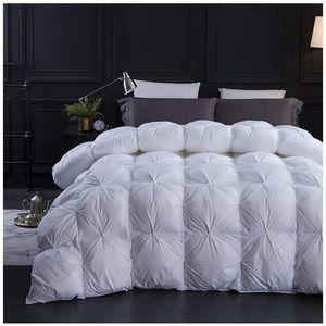100% Cotton Fabric Hypo-allergenic Duvet Insert